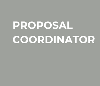 If you want to produce a winning tender, make sure your bid team includes a Proposal Coordinator.