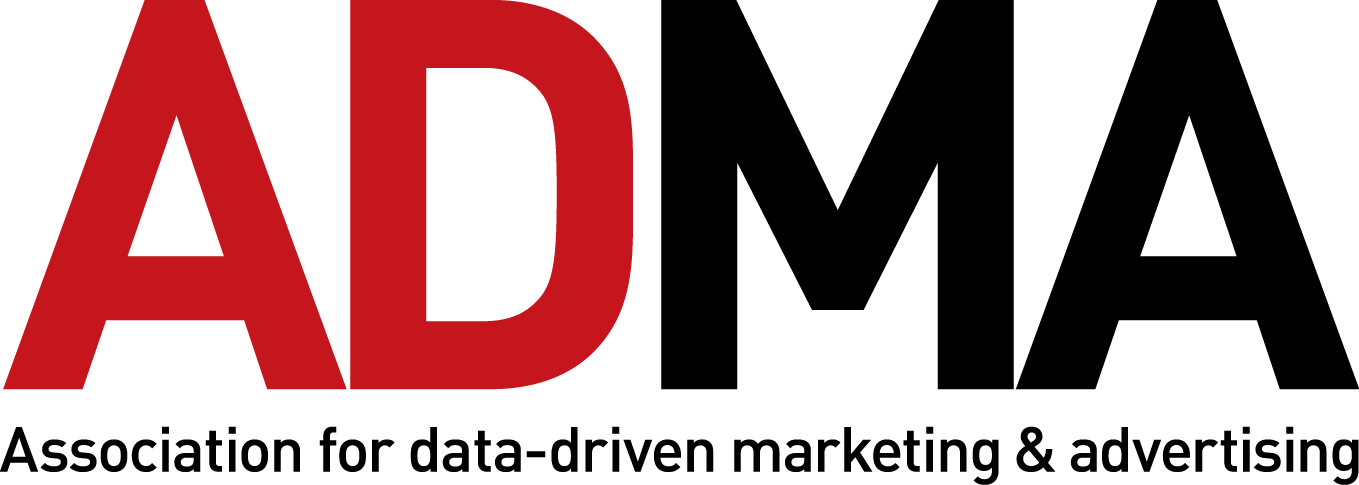This is the logo of ADMA