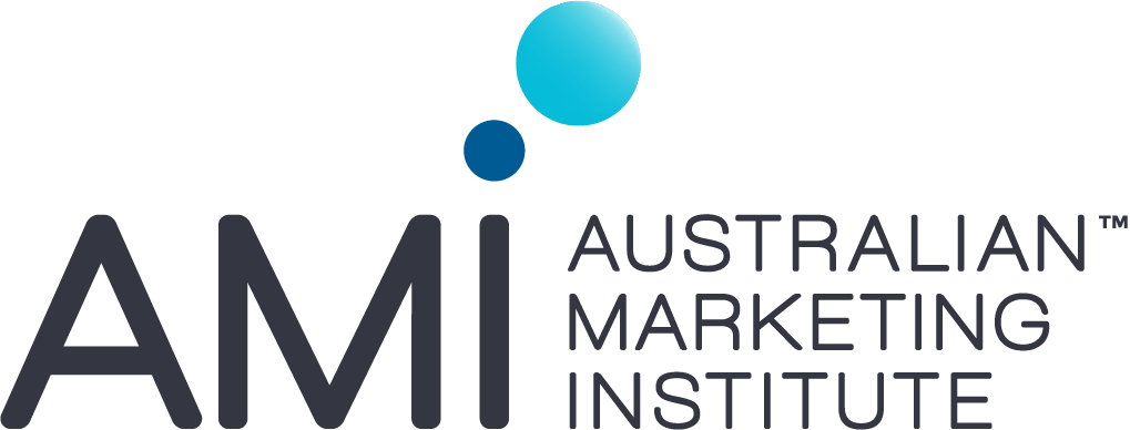 This is the logo of the Australian Marketing Institute