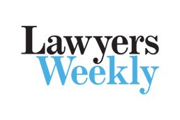 Lawyers Weekly logo