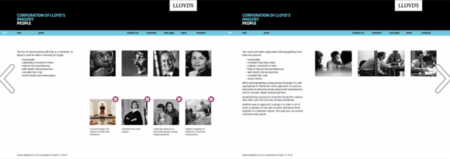Lloyds Image Guidelines